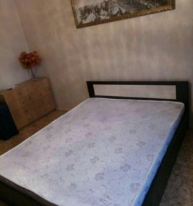 """Кровать с матрасом """"Лиана""""160х200 см"""