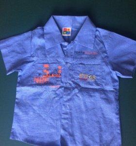 Рубашечка 104-110