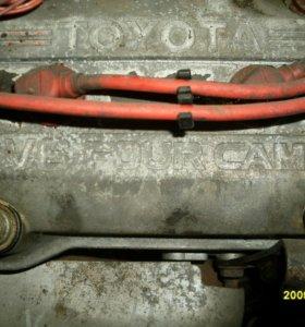 Двигатель Тойота 1vz