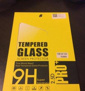 Броне стекло на планшет Samsung Tab 4
