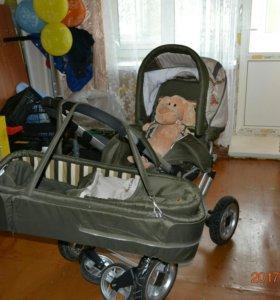 Коляска трансформер Baby Care Manhattan