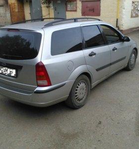Форд Фокус 2002