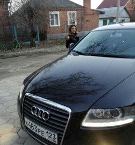 Audi A6 2009 2.8 190л.с.