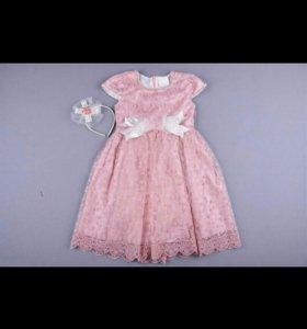 Платье нарядное новое, Турция