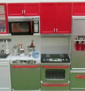 Кухня для барби