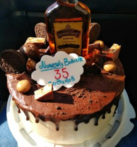 Тортики и капкейки на заказ