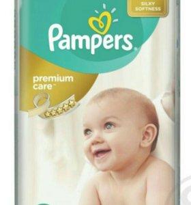 Подгузники Pampers Premium care, р-р 3, 5-9 кг