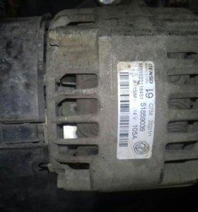 Авторазбор фиат албеа генератор