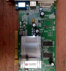 Видеокарта ATI Radeon 9600 128mb