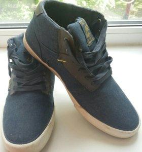 Осенние мужские ботинки 42