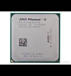 Процессор Phenom 2 x4