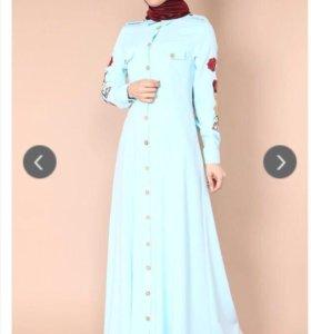 Платье халат