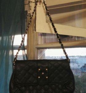 Черная сумочка на вечер / клатч