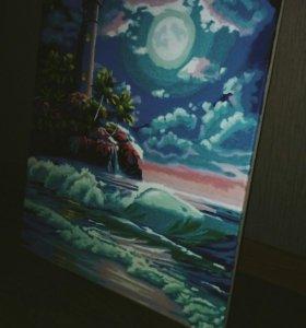 Картина 40х50 см.