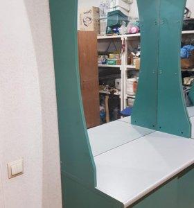 Барные шкафы-витрины 2шт