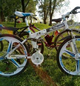 Горный,складной велосипед ALTRUISM