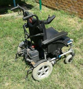 Инвалидная коляска с элекроприводом