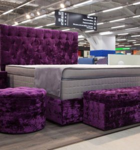 Кровать Fioravante (Sonberry)