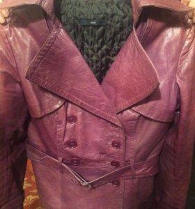 Женская кожаная куртка Sasch