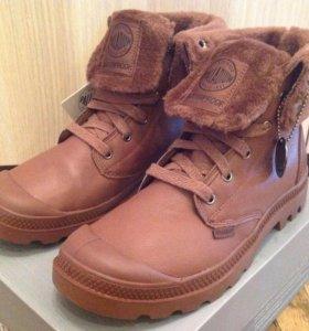 Ботинки утеплённые Palladium (новые)