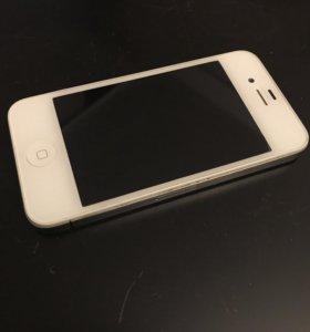 IPhone 4 32 gb белый айфон