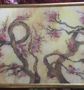 Картина батик