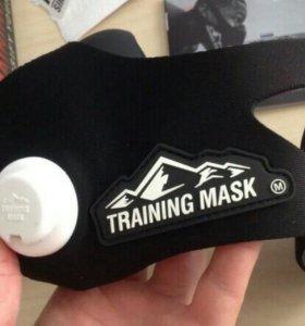 Маска для тренировок новая