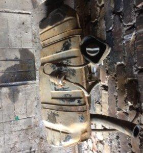 Бак  инжектор  ваз 2110-2112