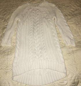 Удлиненный свитер Zara