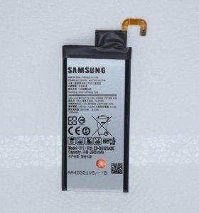 Аккумуляторы для Samsung Galaxy S6 Edge