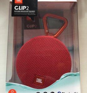 Jbl clip 2 red