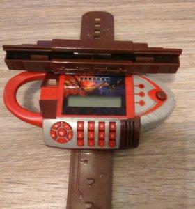 Калькулятор - бакуган