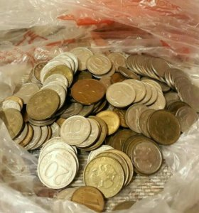Монеты с 1959 по 1993 год
