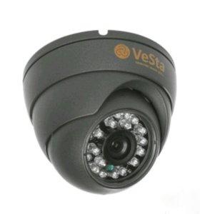 Видеокамера VeSta VC-3400 уличная IP 1 Мп