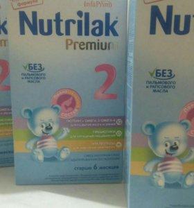 Молочная смесь Nutrilak 2 с 6мес