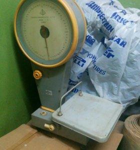 Весы 6кг торговые механические
