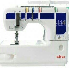 Плоскошовная Elna444 (распошивалка)