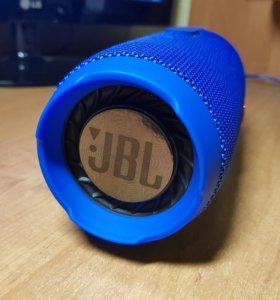 Charge 3 JBL blue портативная колонка
