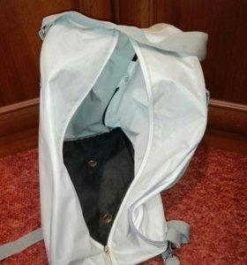 Рюкзак под ролики и коньки
