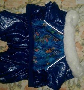 Зимний костюм 30см