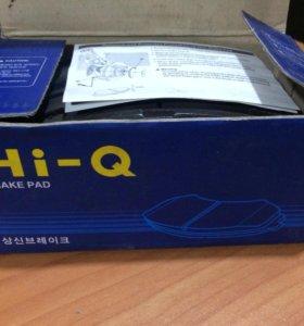 Тормозные колодки (передние) Hi-Q SP1400