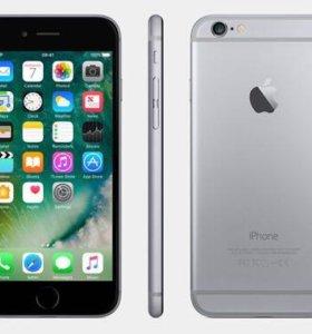 iPhone 6 на 16 гигов