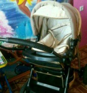 Продам коляску VIKTORIA полностью трансформер