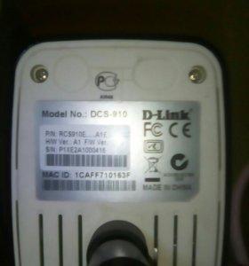 Веб камера б/у D-Link