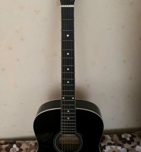 Акустическая гитара COLOMBO LF-3800 BK