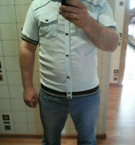 Рубашки с монжетом