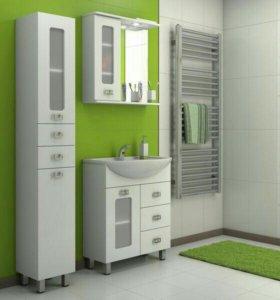 Мебель для ванной Витраж 55