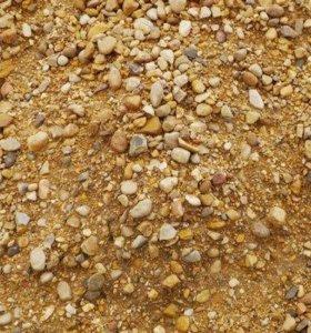 ПГС, Песок , глина.