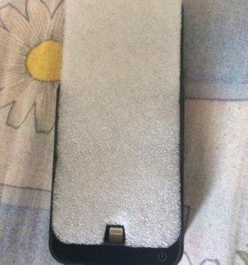 Бампер зарядка на айфон!