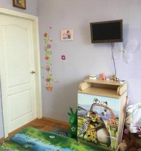 Детский комодик - пелинальный столик